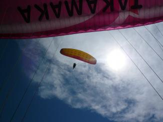 PARAPENTE ANNECY CROSS